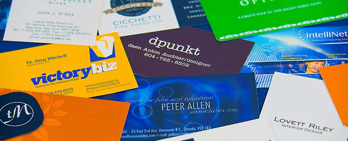 Business cards vancouver image collections card design and card business cards custom business cards vancouver samco printers business cards reheart image collections reheart Gallery