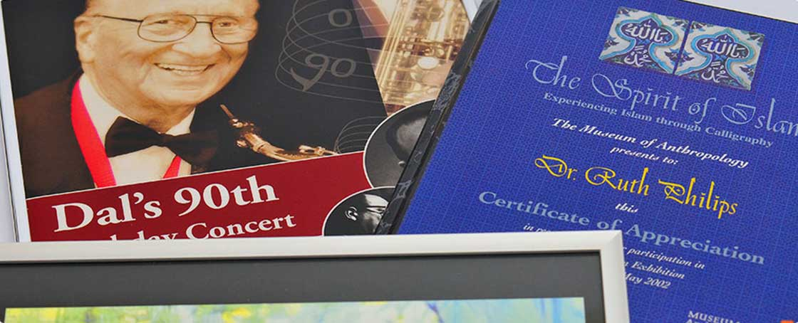 certificates samco printers