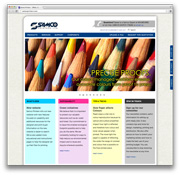 Samco Printers new website