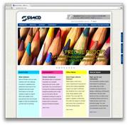 Samco Printers new website